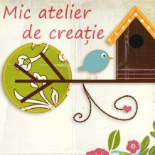 Start la activităţi creative!