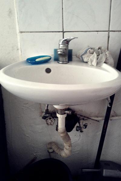chiuveta apa rece
