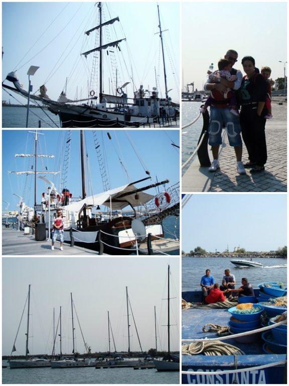 portul turistic mangalia