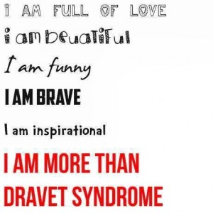 dravet inspirational message