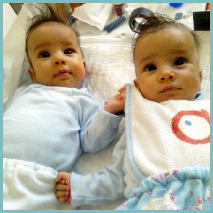 Ajutor umanitar pentru Robert si Bogdan Turcu