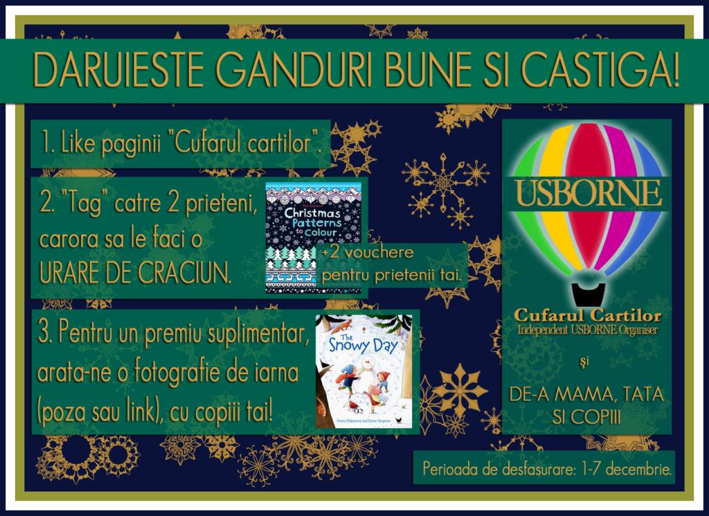 Concurs Usborne