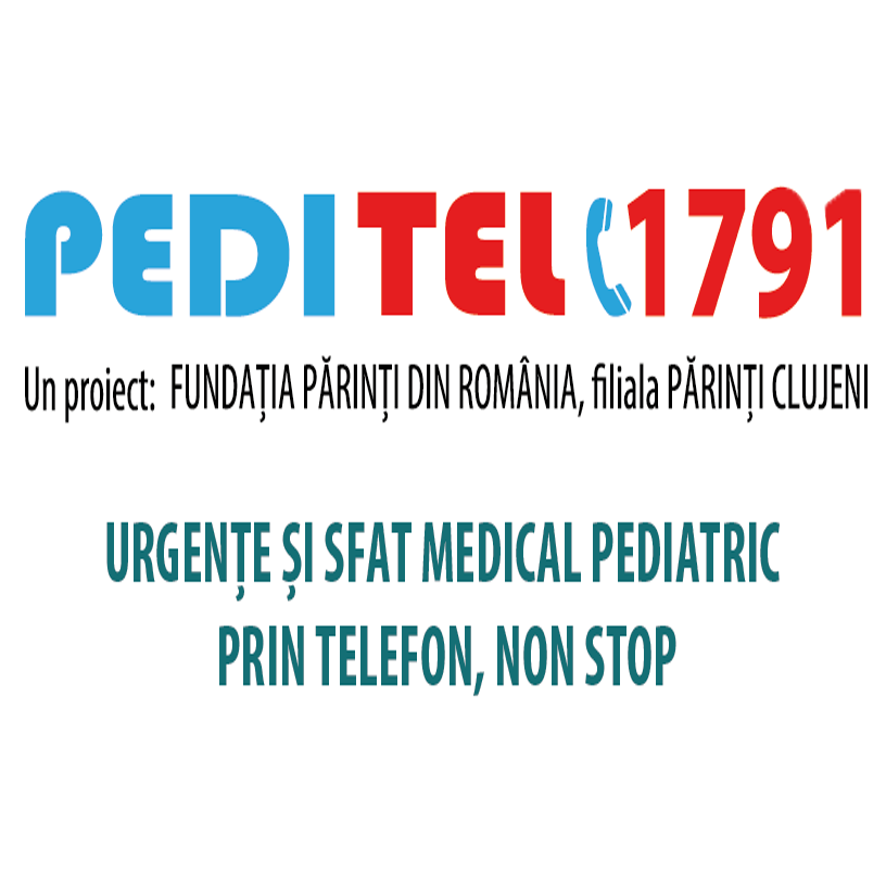 1791 PEDITEL și 0364-917 Call-Center pentru urgențe pediatrice