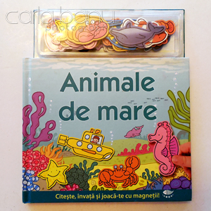 Animale de mare, editura Prut