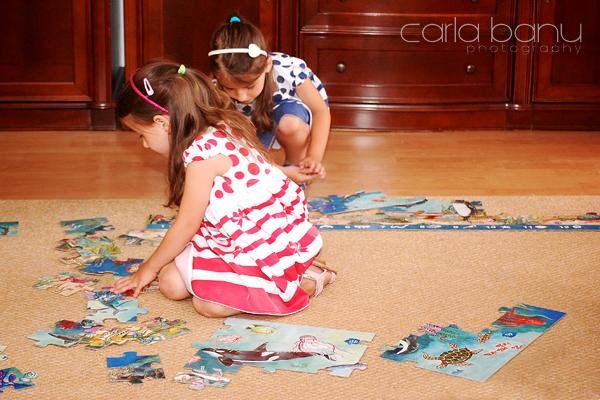 """Floor Puzzle """"Beneath the Waves"""" Melissa&Doug"""