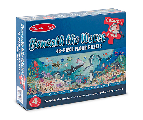 Beneath the Waves Melissa&Doug