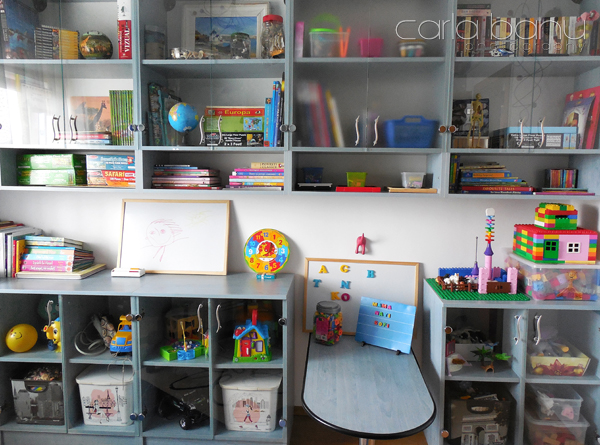 organizare camera copii