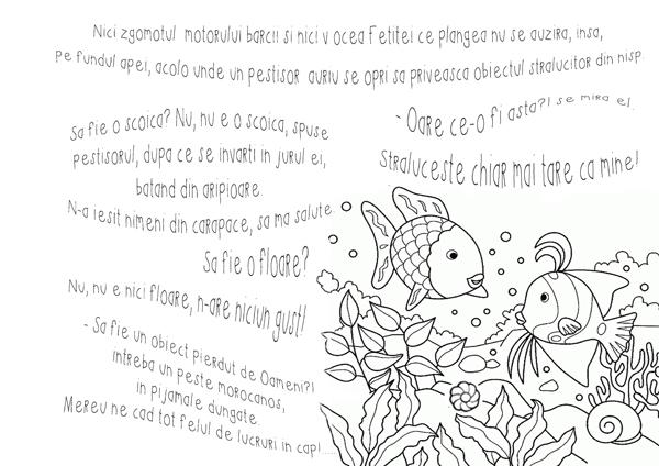 Carte de citit si colorat