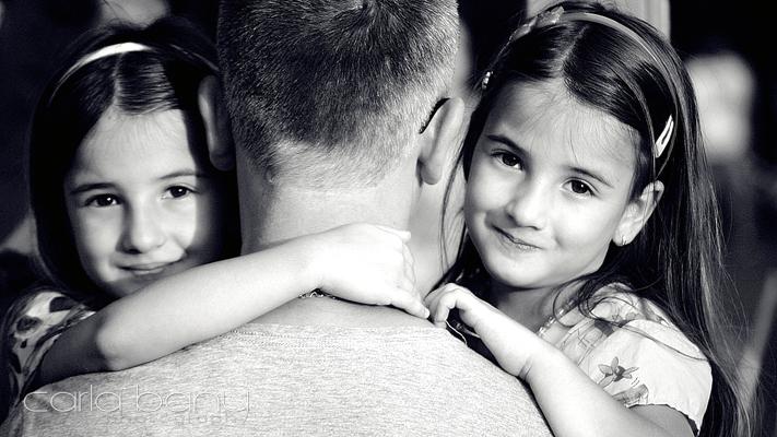 Atasament intre copii si tata