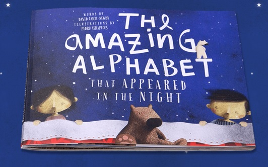 The Amazing Alphabet who Appeared in the Night
