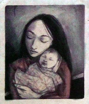 Pretutindeni, peste tot in jur: Mama