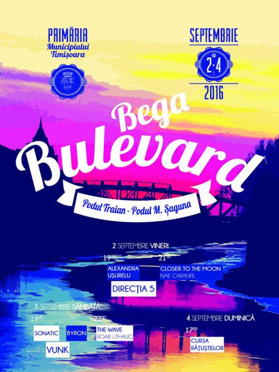 Festivalul Timisoara Bulevard 2016