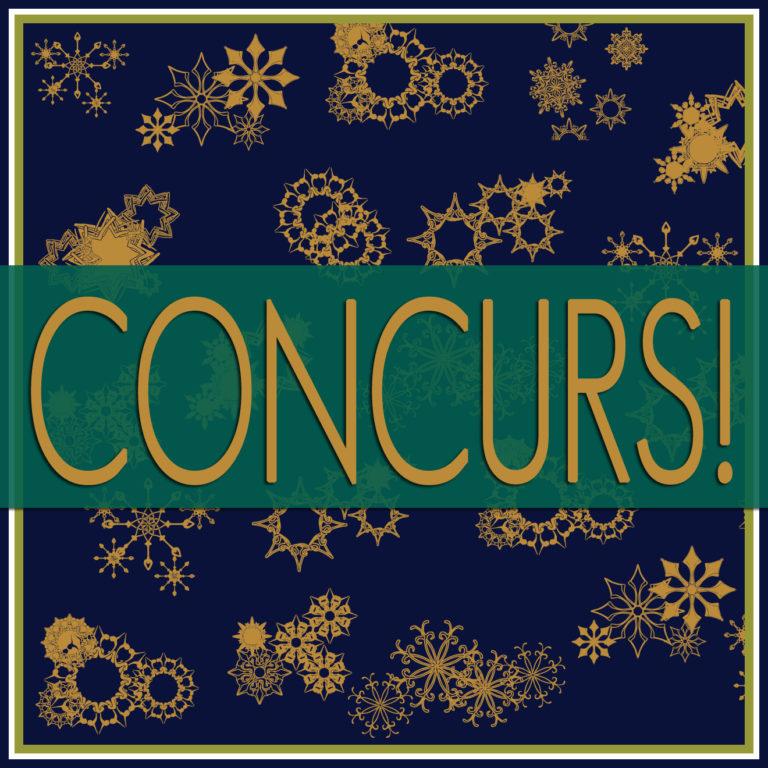 Celebrăm venirea iernii cu un concurs minunat!